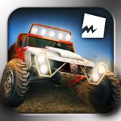 Uber Racer 3D - Sandstorm logo