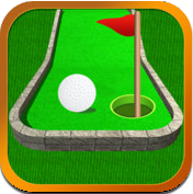 Ultimate Mini Golf logo