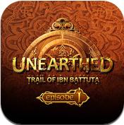 Unearthed Trail of Ibn Battuta Episode logo