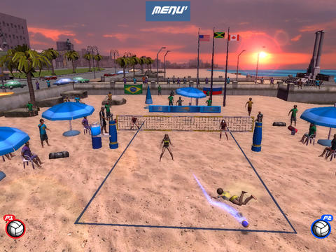 VTree Entertainment Volleyball 1