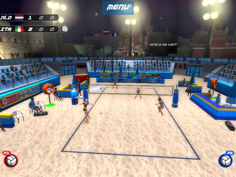 VTree Entertainment Volleyball 2