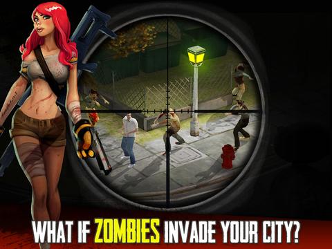 Z Hunter – War of The Dead