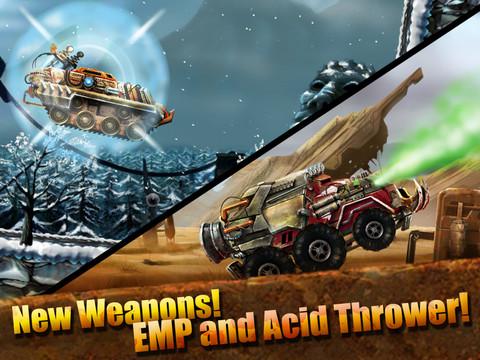 Road Warrior Multiplayer Racing 1
