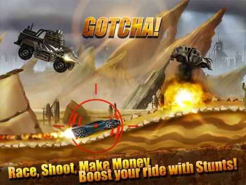 Road Warrior Multiplayer Racing 2