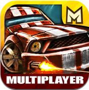 Road Warrior Multiplayer Racing logo