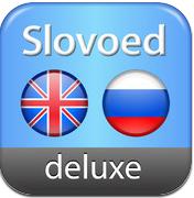 Slovoed Deluxe logo