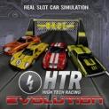 HTR High Tech Racing Evolution logo