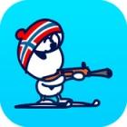 Biathlon 2014 logo