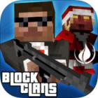 Block Clans logo