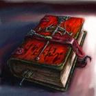 Dementia: Book of the Dead logo