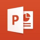 Microsoft PowerPoint for iPad logo