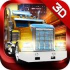Trucker 3D Real Parking Simulator Game logo